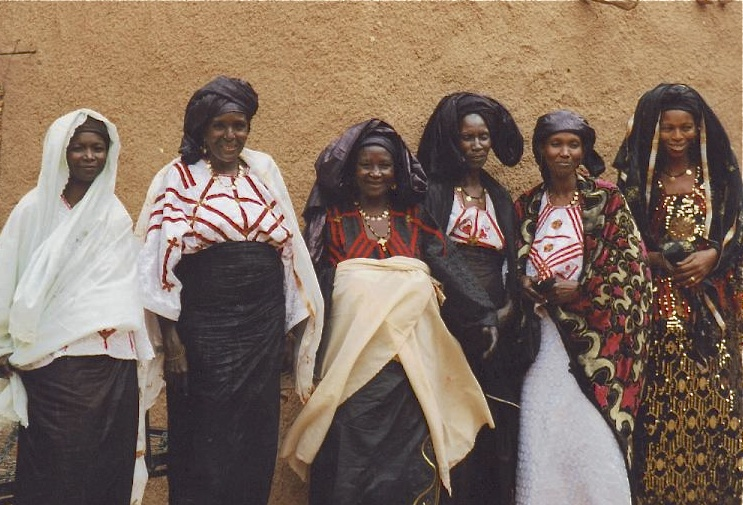 The Sultan's Wives - Niger