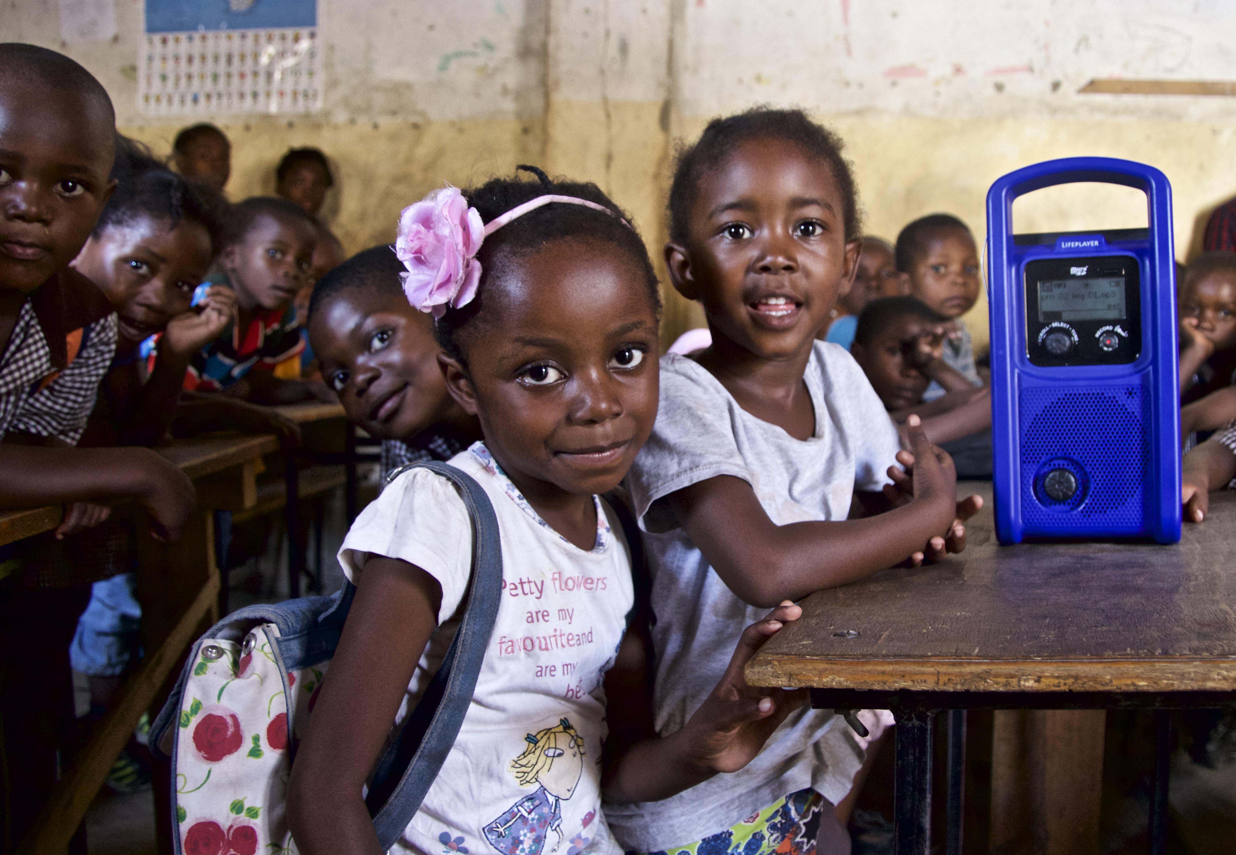Learning at Taonga Market: radio schools in Zambia