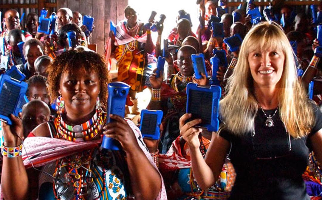 Lights For Maasai Women