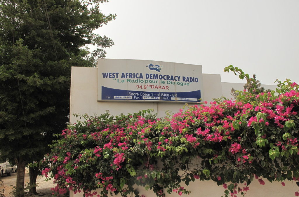 Building an Open Platform for Radio Reporting in West Africa