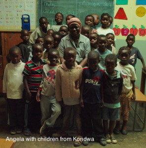 Honouring a Zambian Angel for International Women's Day