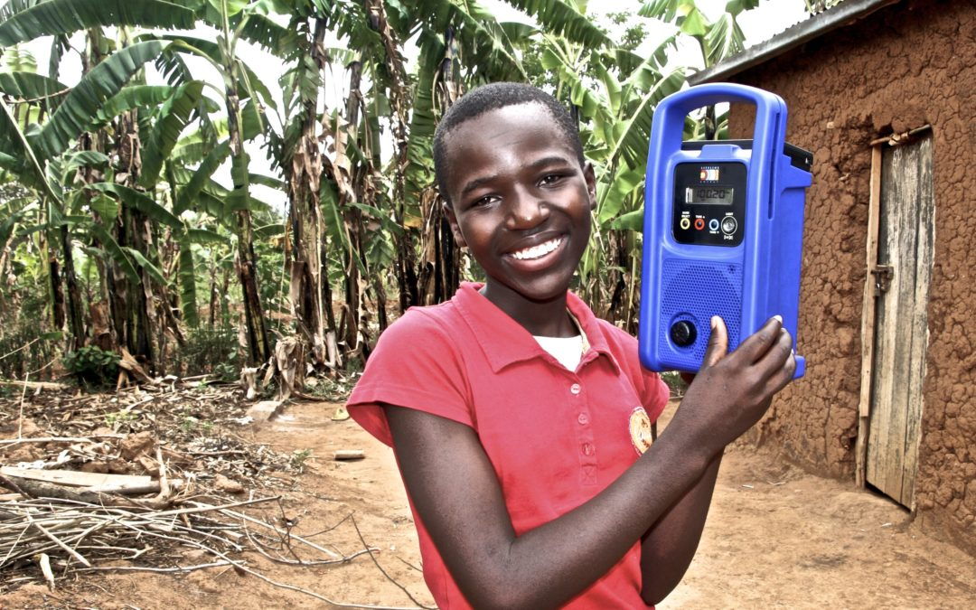 Project Muraho – Radios for Child-Headed Households