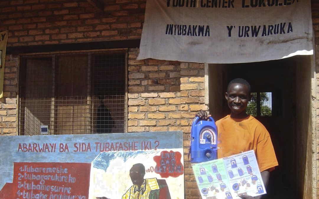 Youth Radio in Tanzania