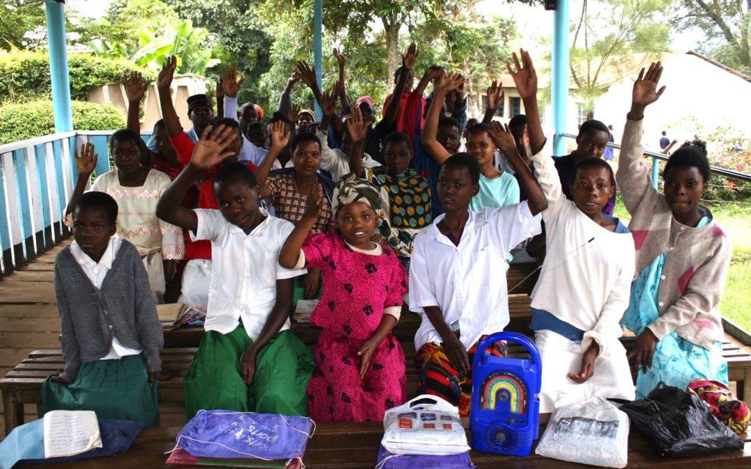Radio Schools for Child Labourers