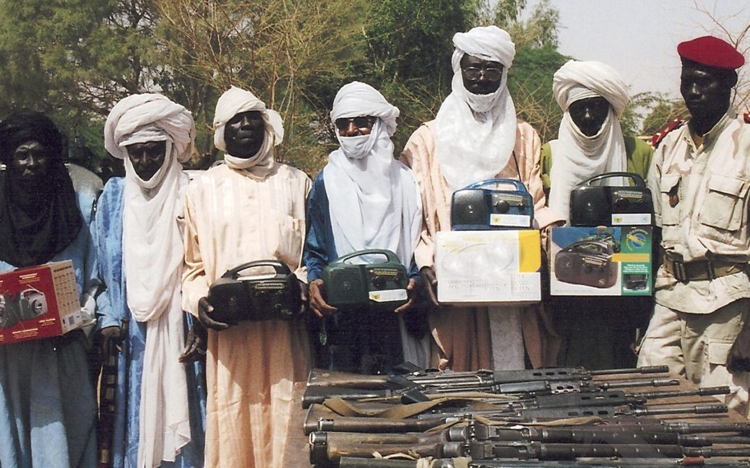 Guns for Radios and Radios for Peace in Niger