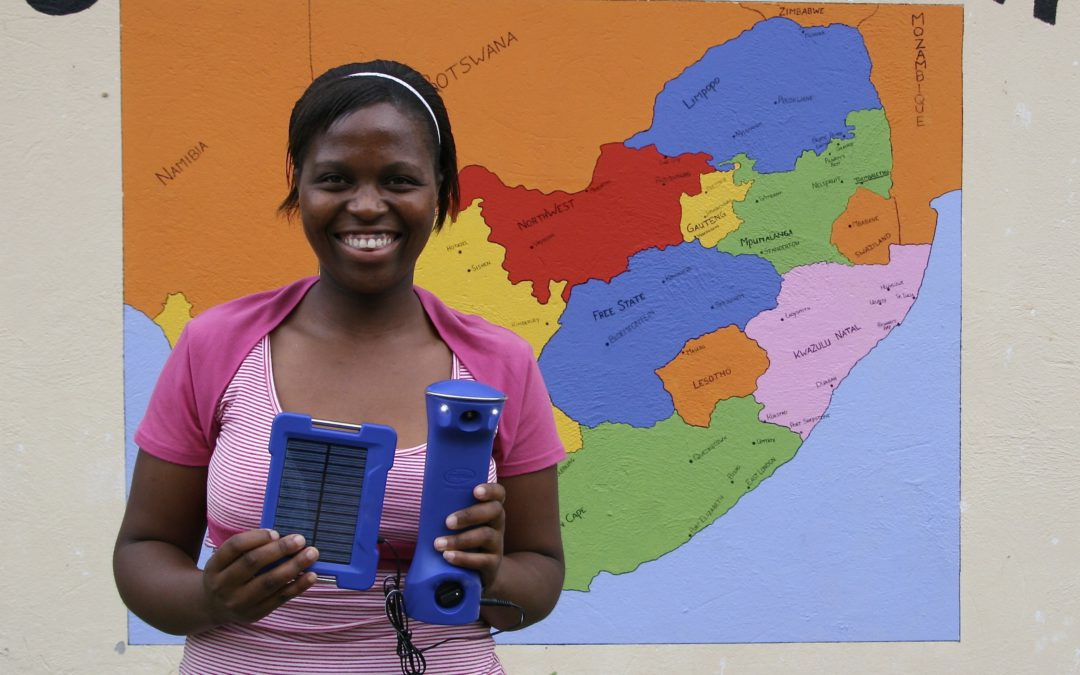Radios and Lights for Displaced Swazi Children