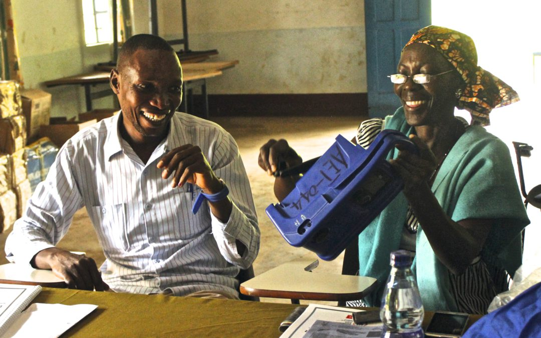 Speak Up in South Sudan – AET's Case for Lifeplayers