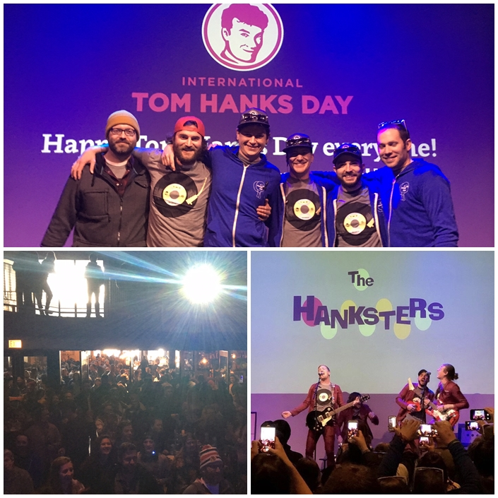 Tom Hanks Day founders